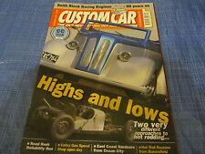 personnalisé magazine automobile (anglais) Février 2009 / #BK1
