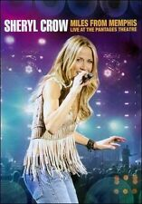 Miles from Memphis Live at the Pantages Theatre * by Sheryl Crow (DVD, Jun-2011, Eagle Rock (USA))