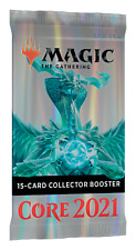 Magic The Gathering MTG Core 2021 coleccionista Booster Pack | 1 Pack Por Pedido