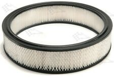 "14"" x 3"" Replacement Round Air Cleaner Filter Element - Edelbrock Holley"