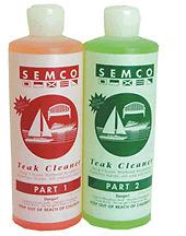 Semco Teak Cleaner 2-Part Pint