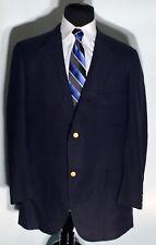 Vtg 1976 Brooks Brothers Makers Special Order 3 Button Sports Coat Blazer Jacket