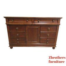 Bernhardt Old World Chest Dresser Sideboard Console Cabinet
