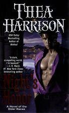 Thea Harrison   Night's Honor     Elder Races   Paranormal Romance  Pbk NEW