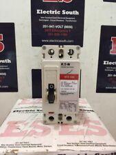 Eaton Circuit Breaker HFD2100 100 Amp 600 Volt 2 Pole