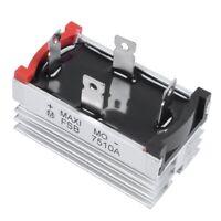 Base de disipador de calor de aluminio Rectificador puente de fase unica Di Z3R9