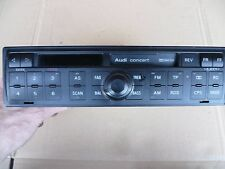 AUDI TT A2 A3 A4 A6 A8 reproductor de cinta Radio Estéreo concierto unidad principal 4B0035186