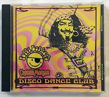 1999 Polly Esther's CAPTAIN MORGAN Disco Dance Club CD/Party Music/Drink Recipes