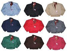 Markenlose Bomberjacken/Harrington Herrenjacken & -mäntel im aus Polyester