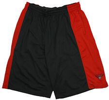 Zipway NBA Basketball Men's Atlanta Hawks Microfiber Shorts - Black
