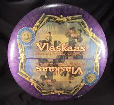 """VHTF VLASKAAS BEEMSTER Cheese Wheel 16"""" Store Display Prop Artificial Replica"""