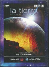 La Tierra El power del planeta Presentando por Dr. Iain Stewart