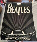 BEATLES JFK STADIUM PHILADELPHIA 1966 FLEECE BLANKET 48x66 BRAND NEW