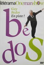 DVD GUY BEDOS - EN PISTE ! - CIRQUE D'HIVER PARIS 2006