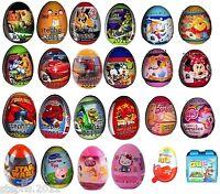 Surprise Eggs 10 for 7.99  Kinder Joy Frozen Peppa Disney Good Dinosaur Turtles