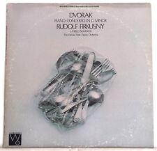 Dvořák Piano Concerto in G Minor, Op. 33 - Westminster Gold Vinyl-LP, WGS 8165