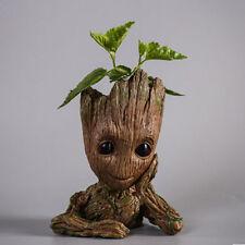 "Neu Guardians of the Galaxy Vol. 2 Baby Groot 7"" Figuur Statue Blumentopf"
