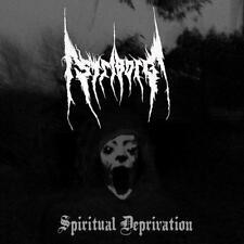 Striborg - Spiritual Deprivation CD 2015 dark ambient Australia Razed Soul