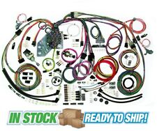 1947-55 Chevy Truck 3100 Wiring Harness Kit American Autowire 500467