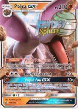 Pokemon - Ptera GX  - SL11 - Ultra Rare - 106/236 - VF Français