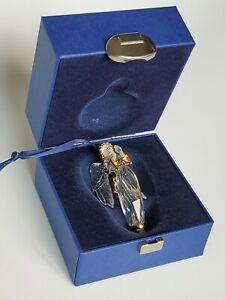 Swarovski Crystal Christmas 2000 Annual Angel Ornament 243453 Limited Ed in box
