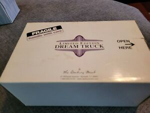 "The Danbury Mint Ltd Edition ""Dream Truck"" 1:24 Boxed New"