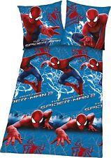 Spiderman Spider Man Bettwäsche Linon 135/200 Neuware The Amazing