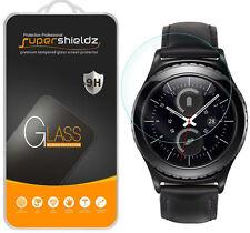 3X Supershieldz Samsung Gear S2 Classic 4G Tempered Glass Screen Protector Saver