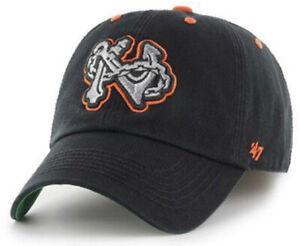"NWT MiLB Norfolk Tides Medium '47 Franchise ""Perfect Fit"" Hat Cap"