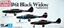 MPC  2-1507 - P-61 Black Widow - 1/72 - 1973 Profile Series Release - MISB