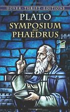 Symposium and Phaedrus (Dover Thrift Editions) by Plato