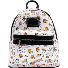 NEW Loungefly X  Gudetama AOP Mini Backpack- SALE