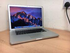 "15"" Apple MacBook Pro i5 8GB RAM 320GB HDD A1286 Sierra 2010 READY TO USE MATTE"