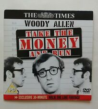 Take The Money And Run Woody Allen DVD