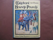 L'ELEPHANT HOUNDJI-POUNDJI  (1928)