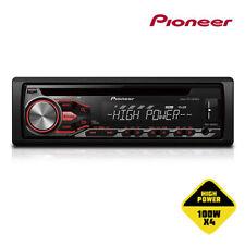 Autoradios et façades bluetooth Pioneer avec lecteur CD pour véhicule