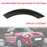 For Mini Cooper 2002-2008 Front Wheel Right Side Upper Fender Arch Cover Trim