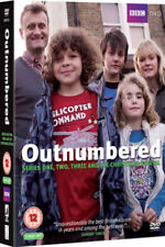 Outnumbered: Series 1-3 DVD (2010) Hugh Dennis