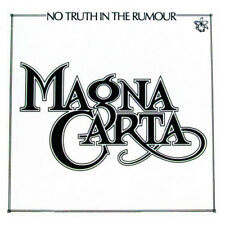 Magna Carta : No Truth in the Rumour CD (2018) ***NEW*** FREE Shipping, Save £s