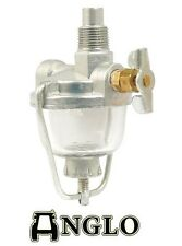Allis Chalmers B Fuel Bowl Tap Assembly - Single Inlet Tractor Vintage Case C D