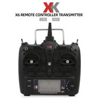 XK X6 2.4G 6CH Remote Controller Transmitter for RC Helicopter K100 K110 E3E8