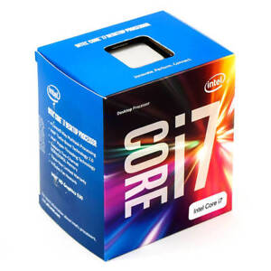 Intel Core i7-6700K Skylake Processor 4.0GHz 8.0GT/s 8MB LGA 1151 CPU w/o Fan,