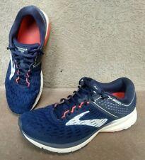 Brooks Ravenna 9 Mens Running Shoes Size 11 M navy blue white