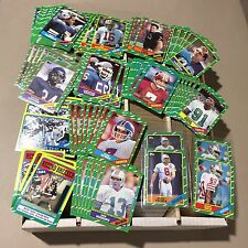 Complete Your 1986 TOPPS FOOTBALL SET NM/NMMT Pick 30 Point LOT
