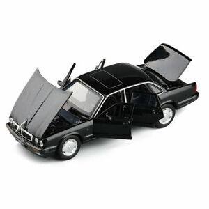1:32 Diecast Jaguar XJ6 Car Model Sound Light Pullback Collection Toy Xmas Gift