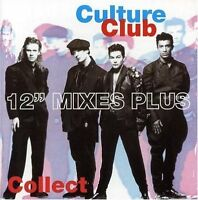 Culture Club Collect-12'' mixes plus (1991) [CD]