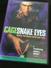 Snake Eyes (Vhs, 1999) Gary Sinise, Nicolas Cage