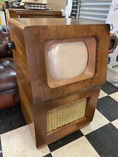 More details for vintage 1950s cambridge pye television film prop