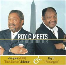FREE US SHIP. on ANY 3+ CDs! ~Used,Good CD Roy C: Meets the Root Doctor