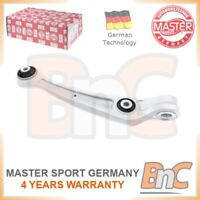 GENUINE MASTER-SPORT HEAVY DUTY FRONT LEFT TRACK CONTROL ARM SET FOR AUDI